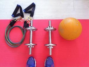 Thursday Workout.
