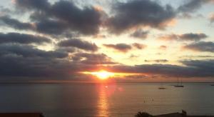 Sunrise Wednesday
