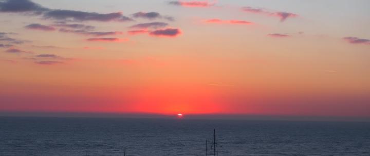 1st sunrise 2015