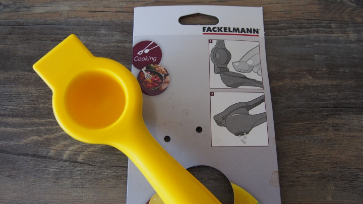 Facklemann Lemon squeezer