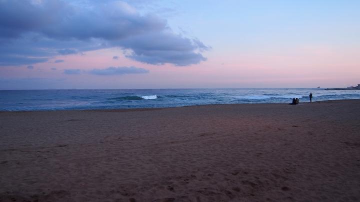 Playa de Sant Sebastián
