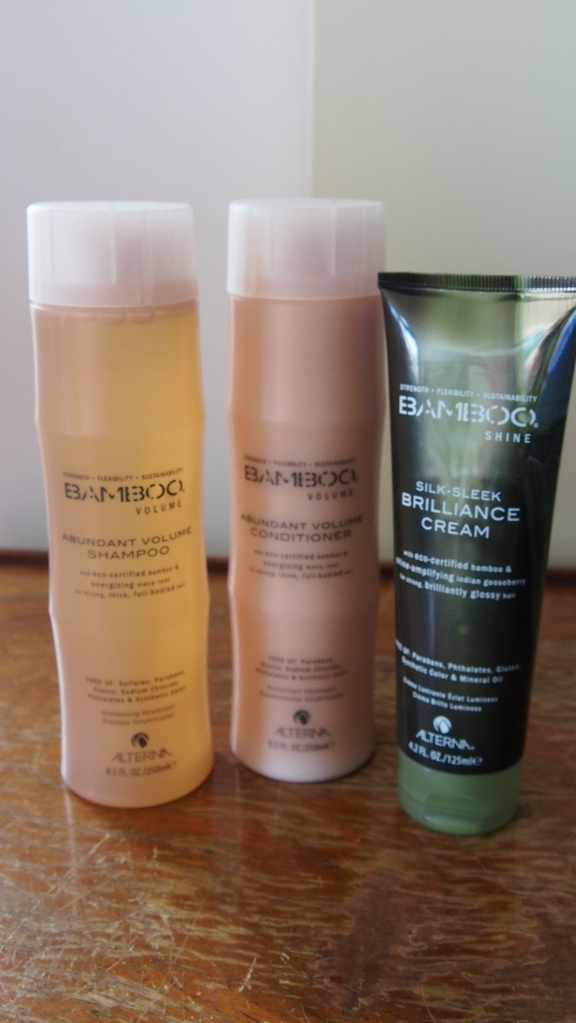 Alterna Bamboo volume and shine