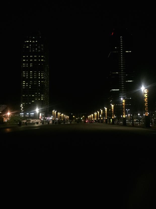Twin Towers Barcelona