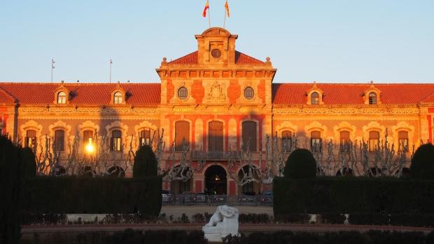Parliament Catalonia, Parc de la Ciutadella