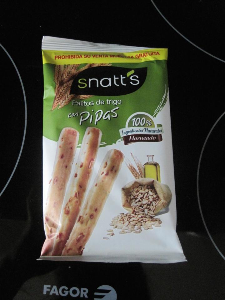 Snatts Breadsticks