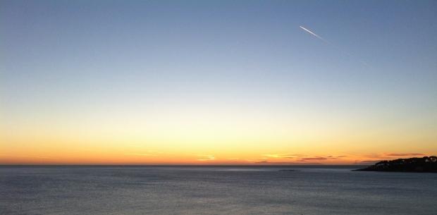 Sunrise Antibes
