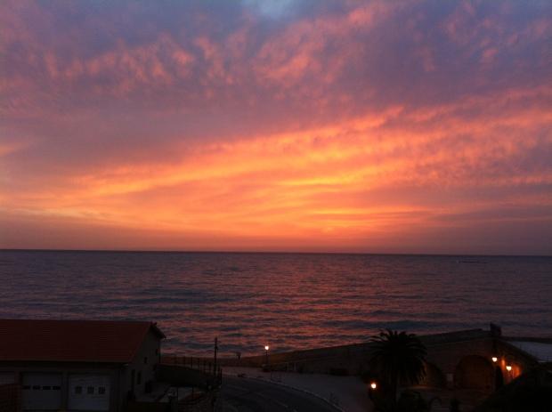 Sunrise Antibes, 2013/4