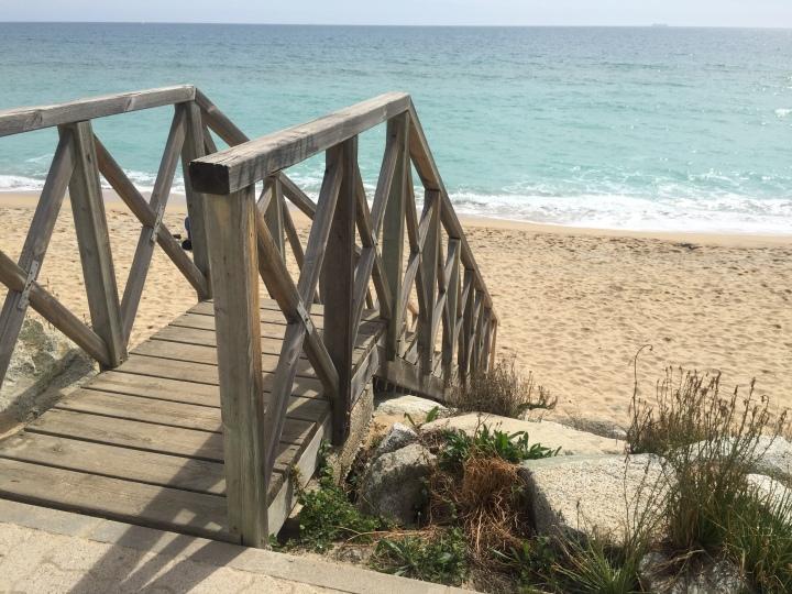 Beach Access Steps