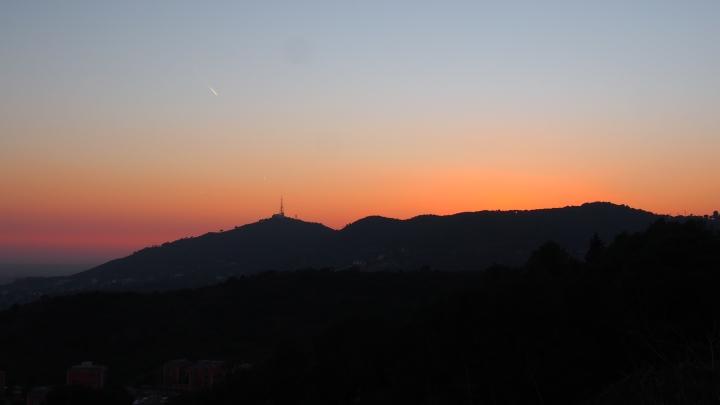 Sunset Parc Collserola, 2015