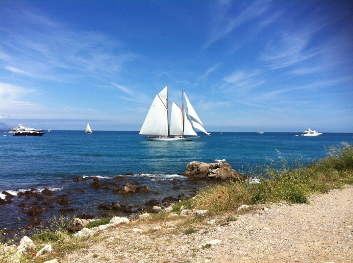 Baie des Anges, Antibes