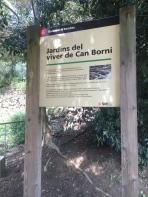 Jardins del viver de Can born