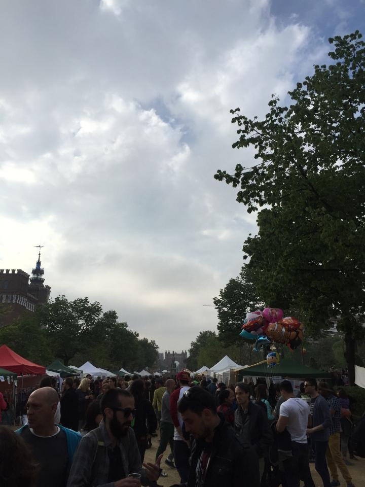 Barcelona 20th Earth Market and Fair