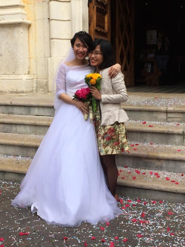 Ling and Huyen