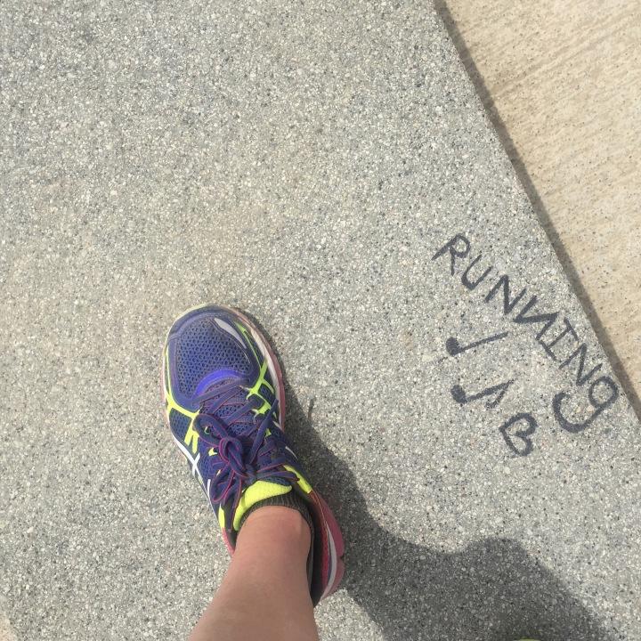 Graffiti running