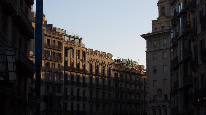 Barcelona, El Triangle