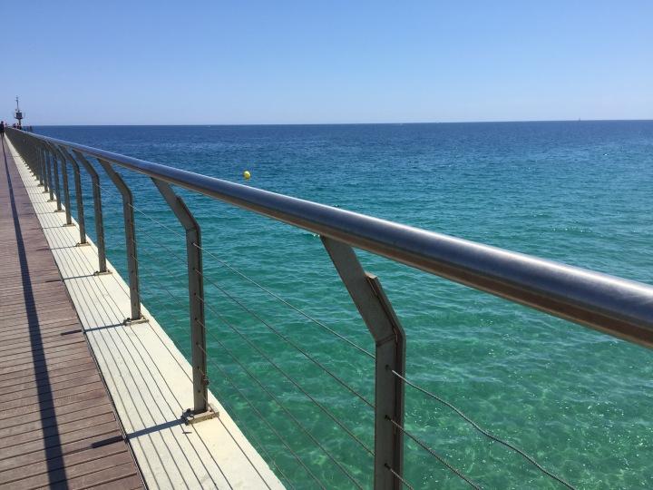 Badalona Pier