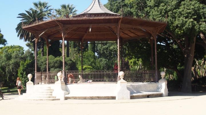 Bandstand, Parc de la Ciutadella