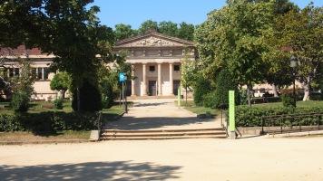 Museum de Geology, Parc de la Ciutadella