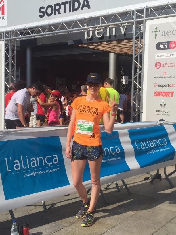 10kmLa Maquinista Unexpected Running done.