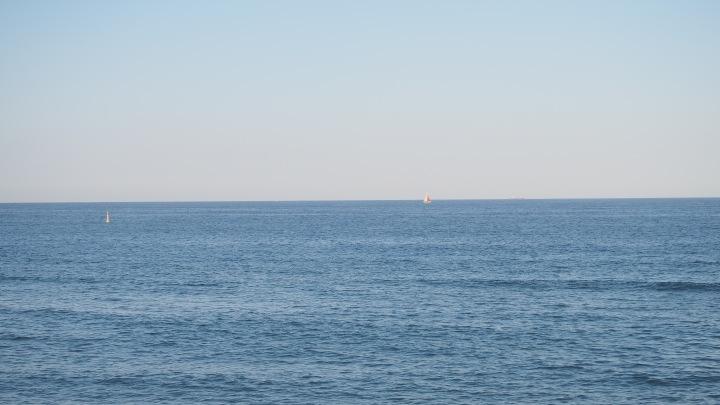 Half Sea, Half Sky