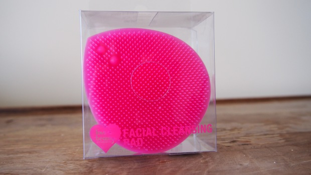 Forever21 facial cleansing pad