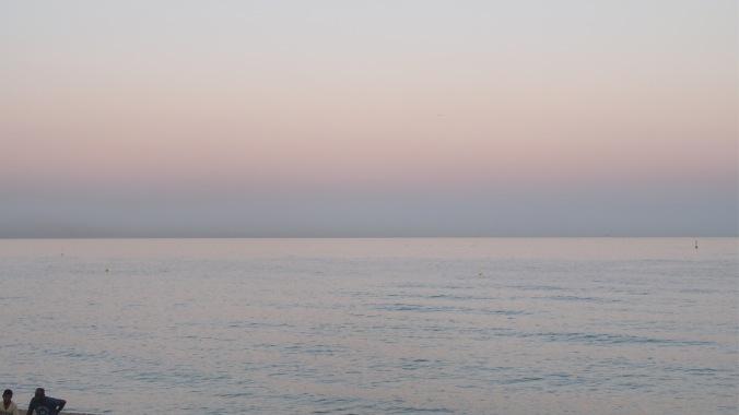 Reverse Sunset August