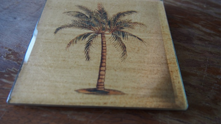 Zara Home Palm Tree Coasters