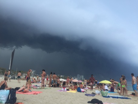 August Thunderstorm