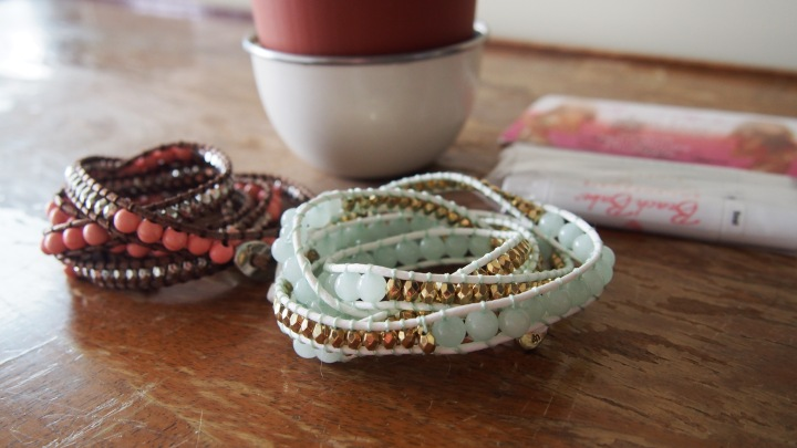 Tone It Up Wrap Bracelets