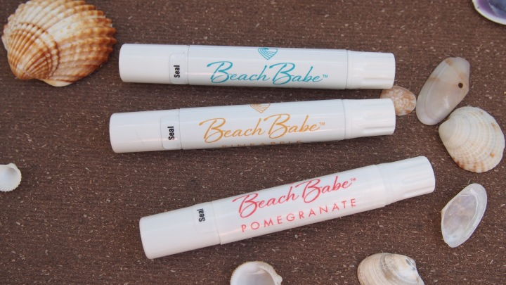 Tone it Up Beach Babe Lip Balms