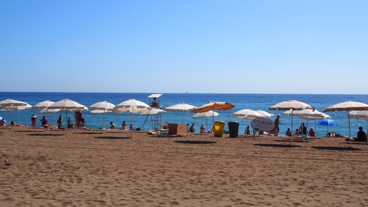 Playa Barceloneta