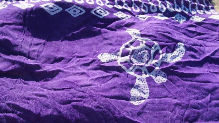 Turtle Sarong
