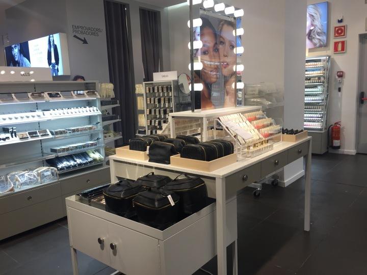HM Beauty Department Las Ramblas