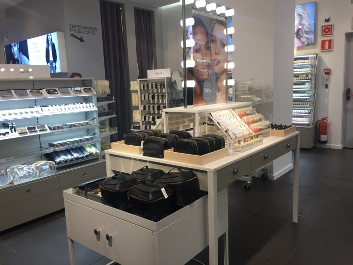 HM Beauty Department Las Ramblas
