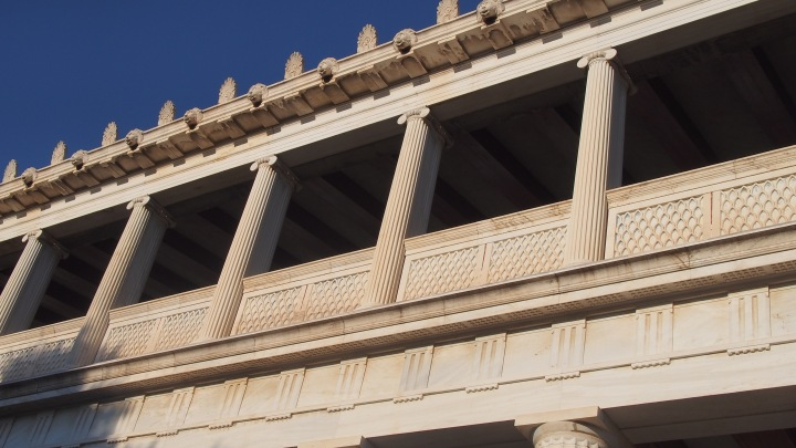 Stoa of Attalos, Athens