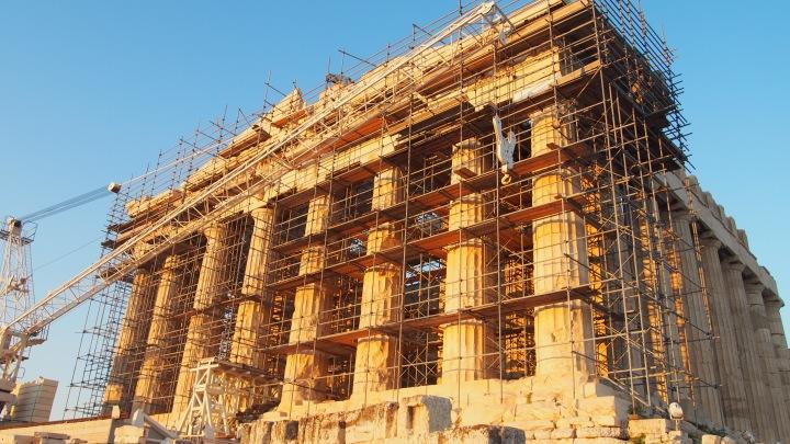 Pantheon Athens