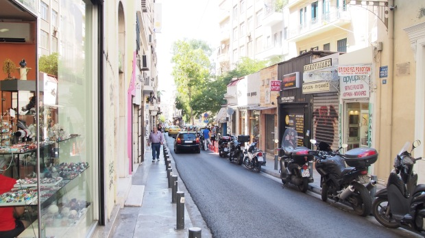 Athens City Centre