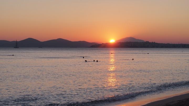 Sunset Athens