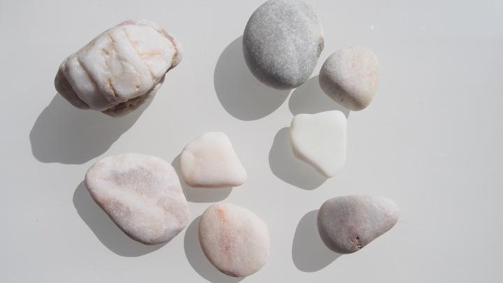 Greek Pebbles