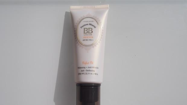 Etude House, Precious Mineral BB Cream Perfect Fit