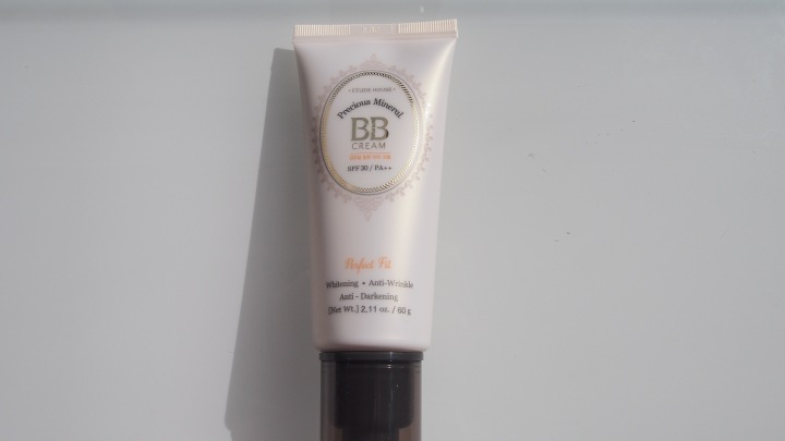 Etude House, Precious Mineral BB Cream Perfect Fit