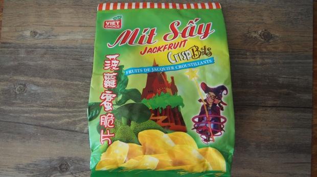 Jack Fruit Chips