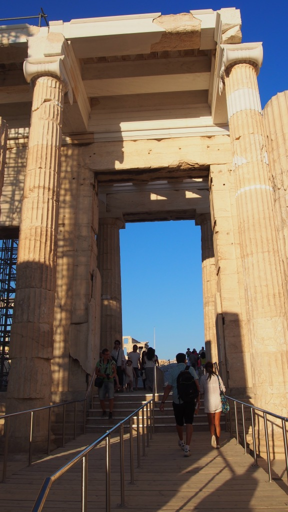 Parthenon. Greece