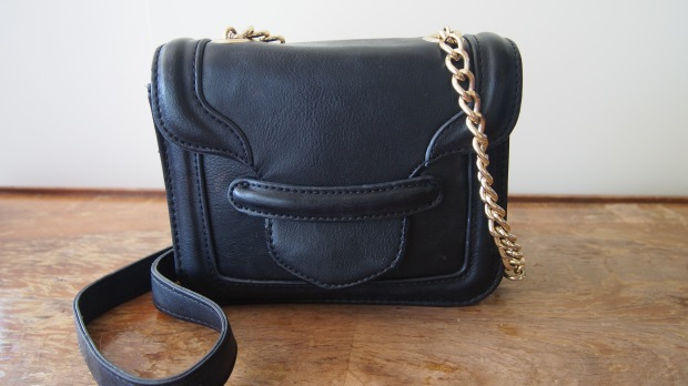 Rediscovered Forever21 handbag