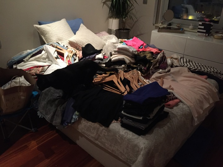 Wardrobe start