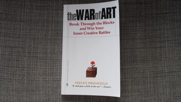 The War of Art, Steven Pressfield