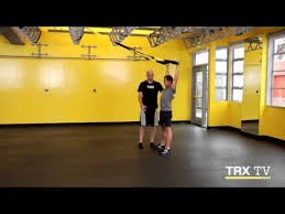 TRX Wall slides