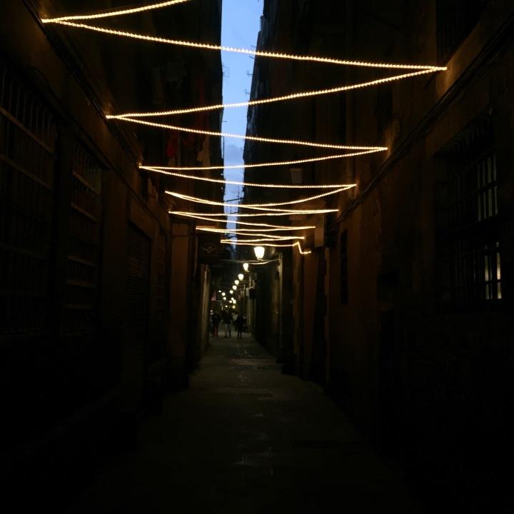 Alleyway, El Borne Barcelona