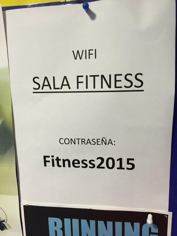 Gym Wifi