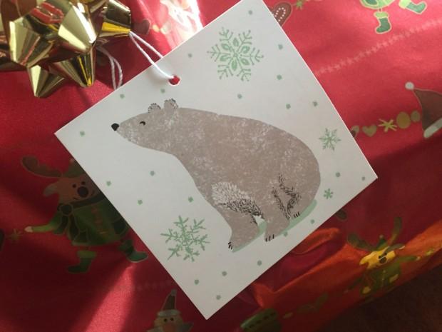Polar Bear tag